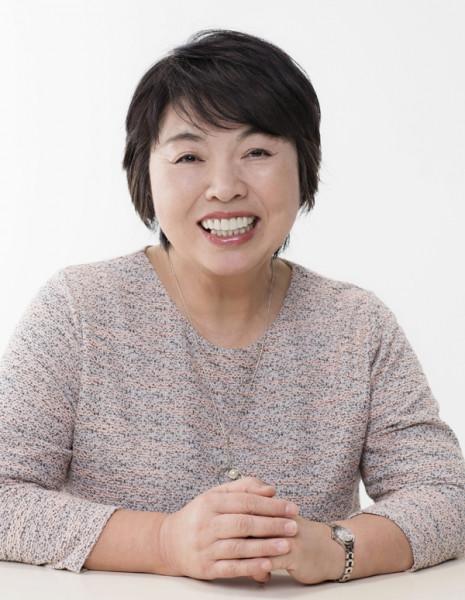 若竹千佐子さん(C)小林紀晴