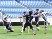 グルージャ黒星発進 G大阪U-23戦、2点リード守れず