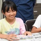 土産で伝えよう世界遺産 和歌山と奈良訪問へ平泉の児童