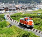 JR山田線、試験走行スタート 宮古-釜石間、津波で不通
