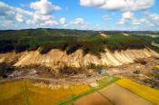 土砂崩れや液状化、残る爪痕 北海道地震