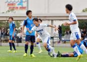 本県成年男子8強入り 福井国体、サッカー