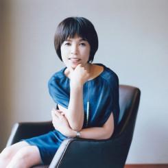 原田マハ氏(c)森 栄喜