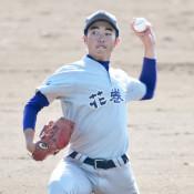花巻東が連覇 県高校野球1年生大会