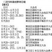 千厩を21世紀枠推薦 県高野連理事会
