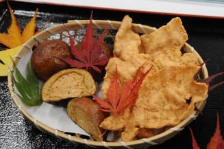 三浦花奈さんの「鮭も〝こびる〟で『いただきます!』」