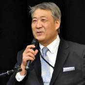 雄星投手の足跡紹介 父・雄治さん花巻で講演