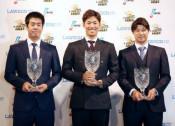 西武・多和田、来季もテンポ良く スピードアップ賞