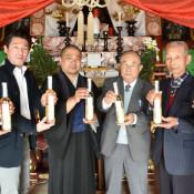 初の日本酒仕込み 千厩町産梅酒、25日に発売