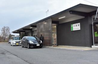 ロータリー設置などの要望が住民から上がり、再開発が検討されている金ケ崎町のJR六原駅前