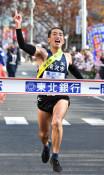 滝沢市3年ぶりV 日報駅伝、一関学院3連覇