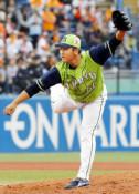 風張、倍増の1800万円 プロ野球契約更改