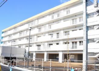 釜石市で最後に完成した東部地区浜町復興住宅