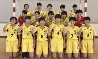 堅守速攻で予選リーグ突破を目指す本県女子