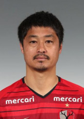 J1鹿島の小笠原満男選手