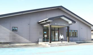 ガイダンス施設(仮称)の新設に伴い28日に閉館する柳之御所資料館。19年の歴史に幕を下ろす