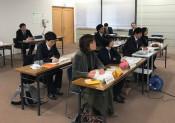 思考力養成、米に学べ 陸前高田市教委、教諭6人派遣