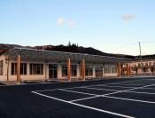 育児、介護支援へ新拠点 陸前高田、保健福祉センター開所式