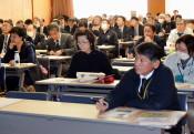 認知症、理解し支えよう 県職員サポーター養成講座初開催