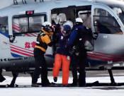 スキー中「道に迷い」一時遭難 八幡平、小中生ら6人無事救助