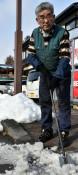 氷雪砕く「割るぞうくん」大忙し 盛岡の企業、全国から注文
