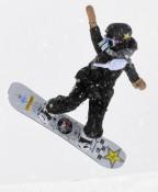 女子スロープ、岩渕5位 W杯スノーボード