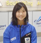 岩渕麗楽、世界選手権へ スノーボード代表選出