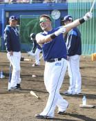 投打の主役、進化期す プロ野球西武キャンプ
