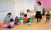 親子の遊び場、菜園に 盛岡市、移転オープン