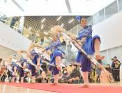絆と伝統、心に宿ル 宮古、三陸国際芸術祭が開幕