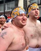 祭りの心、エンジョイ 県内、外国人の参加増
