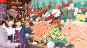 【動画】春華やか!ひな飾り3千点 一関せんまやひなまつり