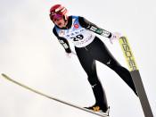 ジャンプ小林龍と距離土屋が準V 札幌スキー国体