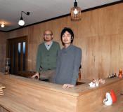 まずはカフェ!商店街リノベ 釜石、有志が「仲見世」再生へ
