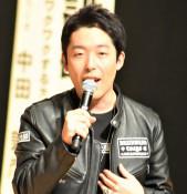 オリラジ中田さん、「武勇伝」熱弁 滝沢で講演会