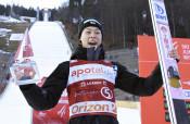 陵侑、日本人初2冠挑む 世界ノルディック20日開幕