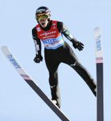 小林兄弟が活躍、日本男子銅 世界ノルディック、ジャンプ団体
