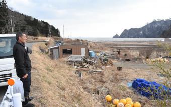 【2019年2月16日】 小谷鳥集落は周辺のハード整備はほぼ完了したが、コミュニティーの維持が課題となっている