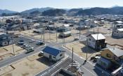 ⑨山田町中心部 なりわい再建へ決意