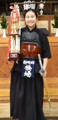 剣道と合唱、二刀流で全国最優秀賞 盛岡・橋場さん、体験発表