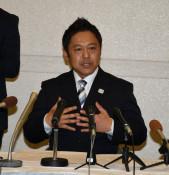 横沢氏が出馬表明 夏の参院選岩手選挙区