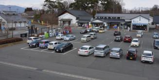 施設再編が計画されている道の駅石鳥谷