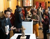 縄文遺跡群、パリでPR 盛岡出土の土偶も展示