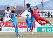 グルージャ2連勝 ホーム開幕戦、秋田に3-1