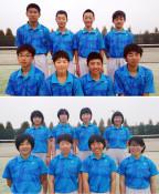本県男子4強、女子8強目標 27日から全日本中学ソフトテニス