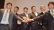 釜石SWに8人加入 ラグビー