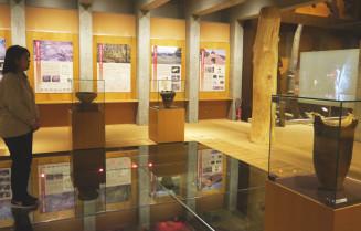 小中高校生の入館料を無料にする御所野縄文博物館