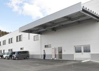 アイオー精密(花巻市)の新工場完成