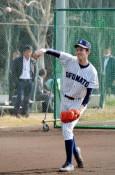 佐々木朗希「相当な覚悟必要」 野球U18W杯に向けた合宿終了