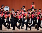 心一つに演奏圧巻 盛岡の4高校春コンサート